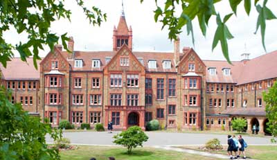 St. Margaret's College